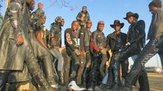 'Africa is the last frontier for metal': Botswana's metal heads still rocking. Mark Tutton and Errol Barnett, CNN. December 8, 2015. Botswana's rockers have carved a unique image reminiscent of the 1970s British heavy metal scene.