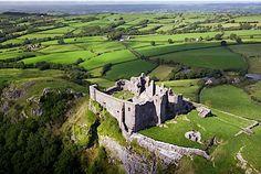 Carreg Cennen, Wales Britain's favourite romantic ruin: the results | Countryfile.com