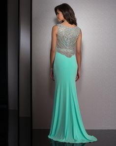 New Prom Gowns Available at Ella Park Bridal | Newburgh, IN | 812.853.1800 | Clarisse - Style 2527