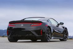2015, Honda NSX Acura NSX