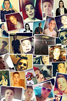 Made by Taryn Wyckoff #repin  Matthew Espinosa... I'm in love<3 he's perfection