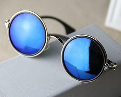 2014 Vintage Sunglasses Chrome Heart Mens by WowAwesomeStuff