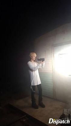 Behind the scenes of Suga on set of his Agust D MV ❤ Bts Suga, Min Yoongi Bts, Bts Bangtan Boy, Daegu, Mixtape, Namjoon, Taehyung, Agust D, This Man