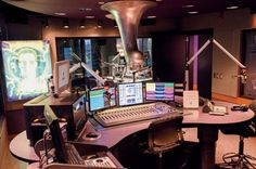 Universal Studios Radio Studio Orlando, FL