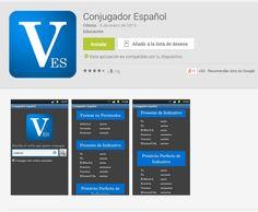 App Conjugador español