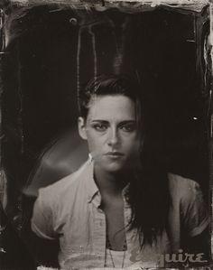 Sundance 2014 Old-Fashioned Portraits - Kristen Stewart