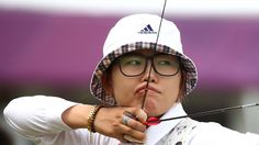 Cute earing :-)    http://media.jtbc.co.kr/2012London    Hyeonju Choi of Korea competes in the women's Archery ranking roundHyeonju Choi of Korea competes during the women's individual Archery ranking round as part of the London 2012 Olympic Games at Lord's Cricket Ground on 27 July 2012./Photo/sport/General/01/30/34/171hyeonju-choi-korea-competes-the-women-archery-ranking-round1303417Related tagsSport: ArcheryCountries: KORAthletes: Hyeonju Choi
