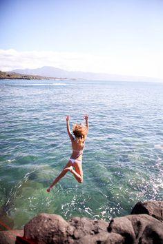 take a leap of faith!