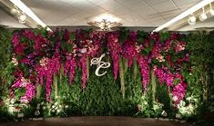 Wedding backdrop stage flower wall 56 ideas for 2019 Best Picture For Balloon Decorations centerpieces For Your Taste You are looking for something, and it is going to tell you exactly what you are lo Church Wedding Flowers, Wedding Reception Backdrop, Wedding Stage Decorations, Backdrop Decorations, Flower Decorations, Balloon Decorations, Wedding Photo Walls, Wedding Wall, Flower Wall Wedding