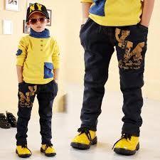 Resultado de imagen para ropa de niños varones de moda