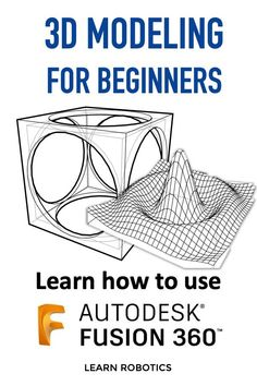 Build A Computer 310678074298033321 - modeling for beginners. Learn how to use Fusion 360 to create custom models. We'll design a robot arm in this series. Source by learnrobotics 3d Printer Designs, 3d Printer Projects, Teaching Technology, Teaching Biology, Learn Robotics, Computer Build, Robot Arm, 3d Modeling, Stem Activities