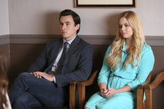 Pin for Later: The Pretty Little Liars Are All Grown Up in Pictures From the Winter Premiere  Huw Collins as Dr. Rollins.
