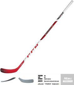 Sticks 79776: Bauer Reactor 9000 Pro Stock Goalie Stick 29 5