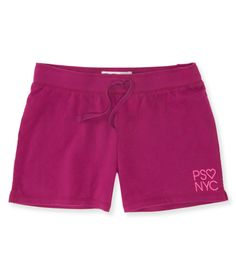 Kids' PSNYC Knit Shorty Shorts - PS From Aeropostale