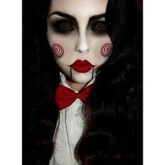 Horrorific Makeup - Polyvore