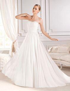 Eithel wedding dress