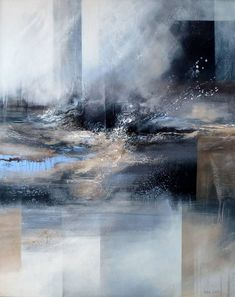 "Saatchi Art Artist Irina Laube; Painting, ""Nature spectacle"" #art #artpainting #abstractart"