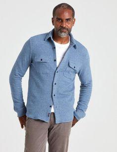 Legend Sweater Shirt - Faherty Brand