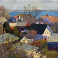 """Winter in P-town"" - Kathy Weber"