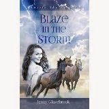 My book review of: Blaze in the Storm by Jenny Glazebrook