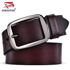 lfmb Ingenious belt Male Leather Belt For Men Cummerbunds Male Genuine Leather Strap Brand Designer Belts Men High Quality Ceinture Homme Firm In Structure