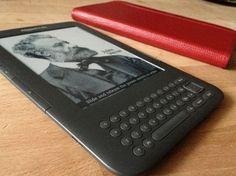 Kindle Keyboard mit Case