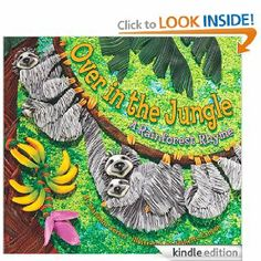 Over in the Jungle: A Rainforest Rhyme: Marianne Berkes, Jeanette Canyon: Amazon.com: Kindle Store