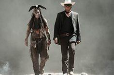 Peliculas de octubre: The lone ranger