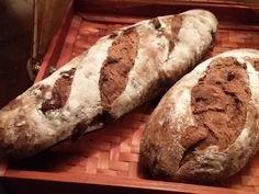pão de chocolate com fermento natural