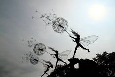 Esculturas fantásticas - contos de fada (5) by Robin Wight