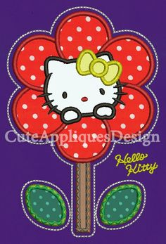 Spreesy is Joining the CommentSold Family! Hello Kitty Pictures, Applique Embroidery Designs, Cute Backgrounds, Sanrio Characters, Sanrio Hello Kitty, Hoop, Little Girls, Craft Ideas, My Favorite Things