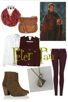 Peter Pan - Once Upon A Time. Made by Kracyn