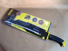 Machete multifunción Stanley ® (4 en 1) con mango ergonómico Ref.: 37611 - Serrar, Podar, Desbrozar, Cortar www.jsvo.es