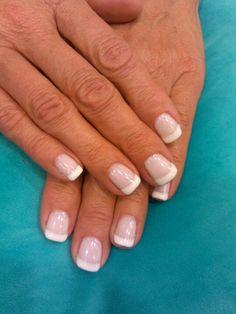 White on white French #opigel #alpinesnow #funnybunny #nailsbyashley #20loungescottsdale