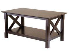 Winsome Wood Xola Coffee Table 40437