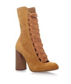 View the Harper Lace Up Boots 100