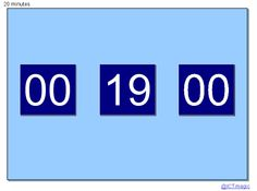 Share: Title: 20 Minute (and less) PowerPoint Countdown Timer Description: A PowerPoint timer that counts down in seconds and can start at minute intervals. Category: Whole School Resource – … Countdown Timer, School Resources, Artificial Intelligence, Classroom Ideas, Technology, Teaching, Summer, Tech, Summer Time