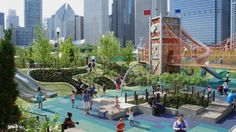 Maggie Daley Park - Chicago