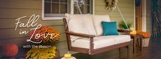 Shop our selection of assorted outdoor furniture for your front porch. Our front porch furniture is made from genuine POLYWOOD® lumber, so you'll enjoy a low-maintenance yet durable wood alternative. Front Porch Furniture, Outdoor Furniture, Outdoor Decor, Outdoor Rocking Chairs, Porch Swing, Alternative, Wood, Home Decor, Transitional Outdoor Rocking Chairs