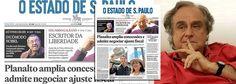 G.H.: Crise da mídia faz nova vítima: Arnaldo Jabor