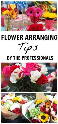 Flower Arranging Tips by the Professionals - #BeautifulBloom Flower Arranging Workshop with Marks & Spencer