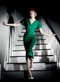 Jil Sander SS 2012 Campaign-Stylert