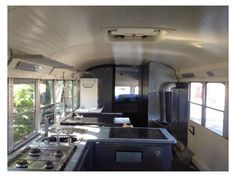 Retires school bus turned mobile home. Ridiculous or awesome?