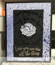 """1 Likes, 1 Comments - Nicole Rinaldi (@curlesue.cards) on Instagram: """"Another card using the August MMH kit and add one. This was a collaboration with my daughter, for…"""""""