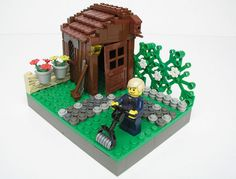 Exercise your green fingers with Lego gardens! | Interflora