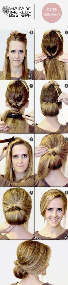 braided hairstyles for medium hair braided bun