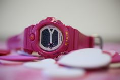 Baby-G! Baby G, Sporty Style, Casio, Watches, Digital, Lady, Women, Sport Style, Women's