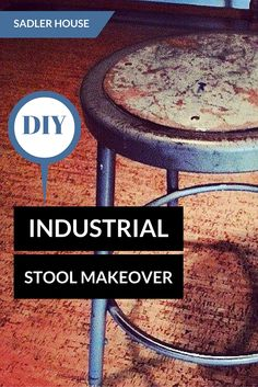 Charming DIY Industrial Kitchen Seating With A Coastal Flair Find Out