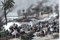 Battle of Sédiman, October 7, 1798.