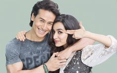 First Look Of Shraddha Kapoor-Tiger Shroff Starrer 'Baaghi: Rebels In Love' Revealed